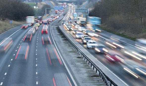 motorway M6