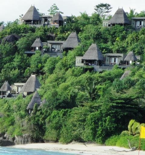 Fin de la croisière sur le Costa Romantica (escale aux Seychelles) - sujet divers et recette