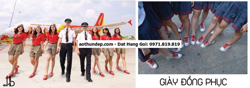 Đồng phục giày học sinh YLB 01  Công ty Young & Le Brothers nhận đặt thiết kế, may đo các sản phẩm đồng phục, cho các doanh  Đ