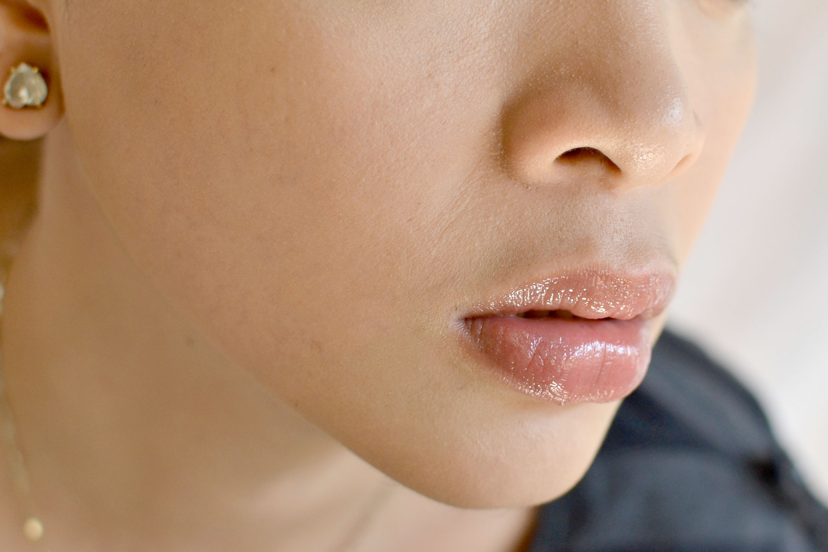 Lipstick that plumps your lips
