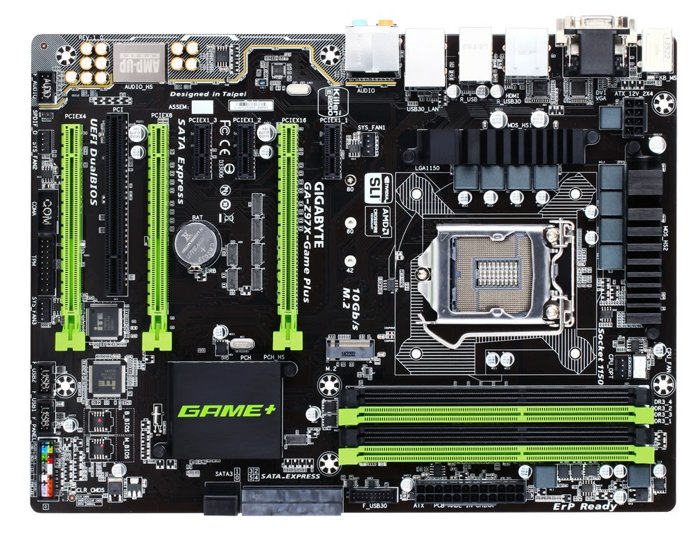 Gigabyte Z97X-Game Plus