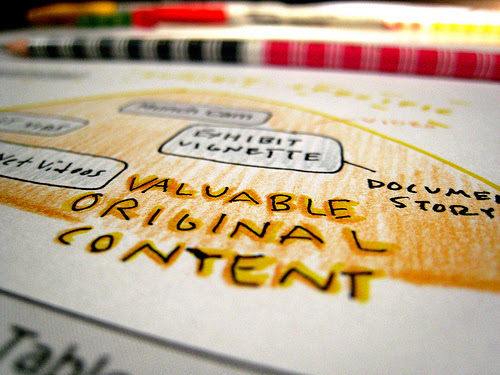 Content Mining: Extracting content from within your organisation - State of Digital