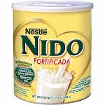 Nestle Nido Fortificada Dry Whole Milk - 12.6 oz