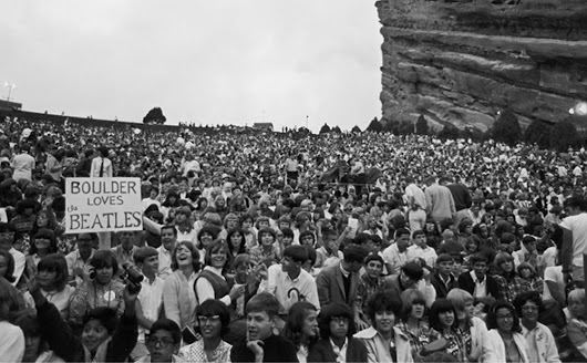 The 10 most memorable concerts in Red Rocks history