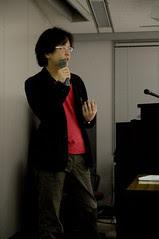 川尻 剛さん, JJUG + SDC JavaOne 報告会, Sun Microsystems 神宮前オフィス