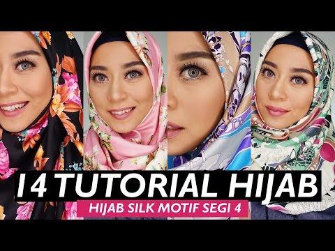 VIDEO : 14 tutorial hijab lebaran simpel cepat dan kekinian | hijab segi 4 silk satin motif - persiapan lebaran bisa mulai sekarang lo.. bisa memanfaatkanpersiapan lebaran bisa mulai sekarang lo.. bisa memanfaatkanhijab segi empatmotif at ...
