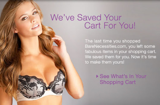 Bras, panties, lingerie, men's underwear, plus size bras at Bare Necessities