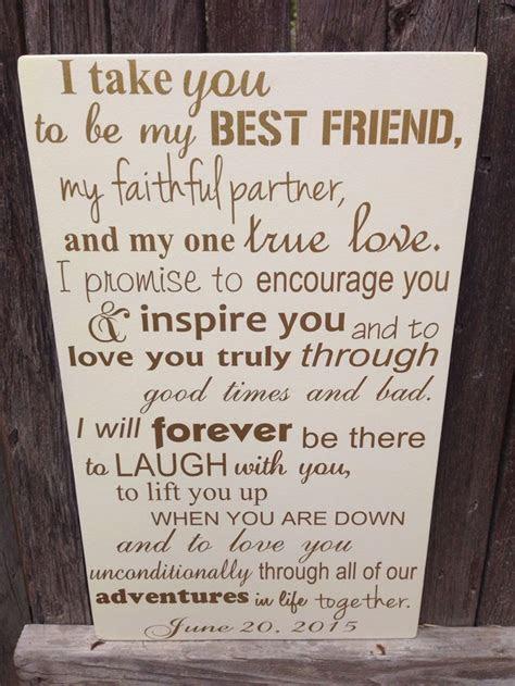Best 25  Wedding vows for him ideas on Pinterest   Vows