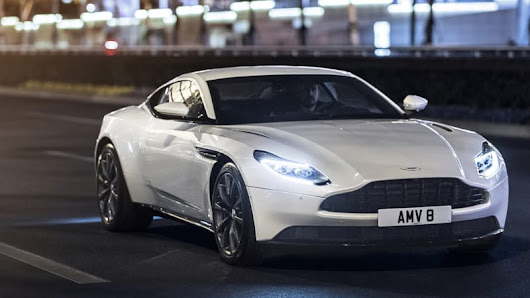 Aston Martin recalling all DB11s over Daimler steering column - Autoblog
