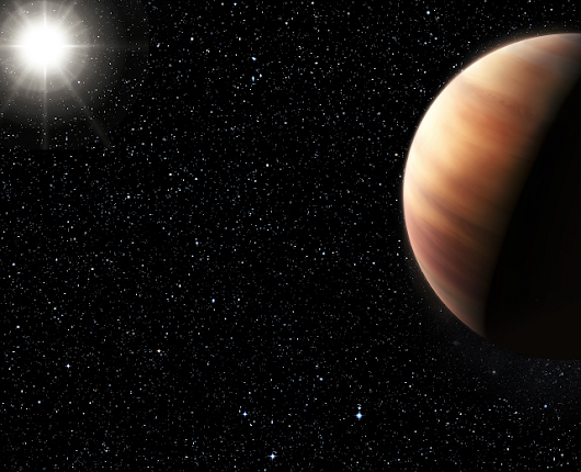 SECOND EARTH found, possibly, near Jupiter's twin – and it's 186 light-years away