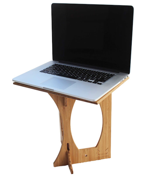 The Portable Standing Desk & Laptop Stand | StandStand