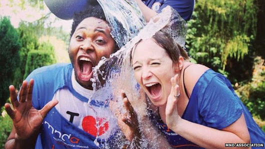Ice Bucket Challenge funds gene discovery in ALS (MND) research - BBC News