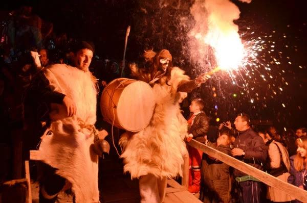 Καρναβάλι στην Άμφισσα