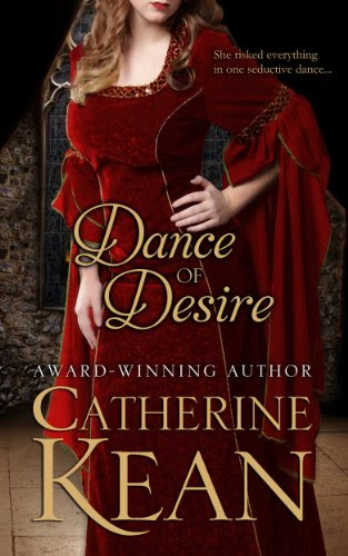 Dance of Desire by Catherine Kean