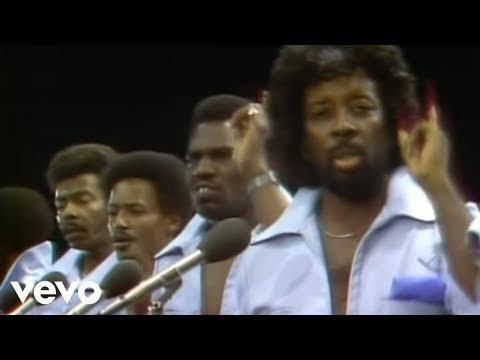 The Manhattans - Kiss and Say Goodbye (Video)