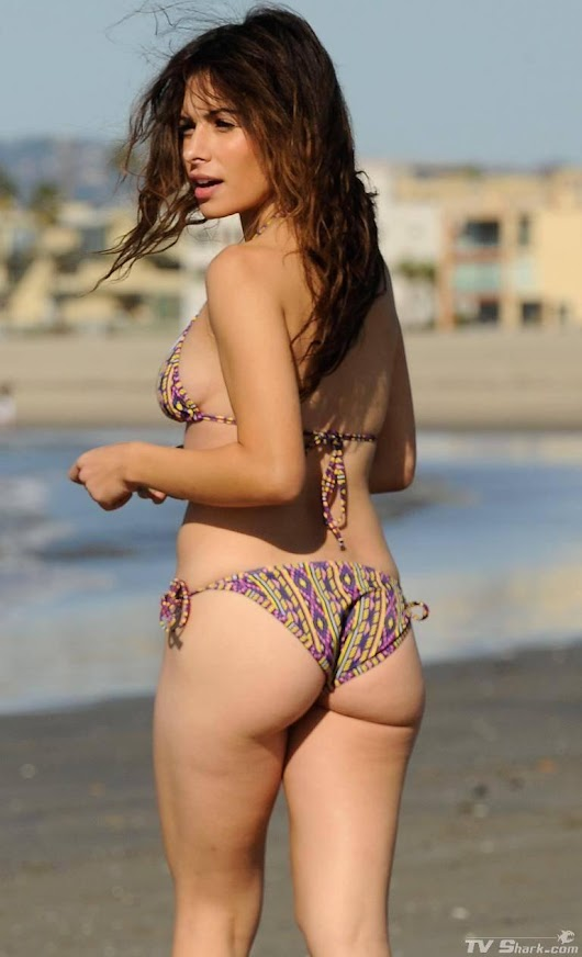 Sarah Shahi  ~ Hot News
