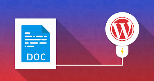 Publish Directly from Google Docs to WordPress