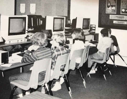 Remembering an Atari Computer Lab in Hampton, Virginia | Byte Cellar