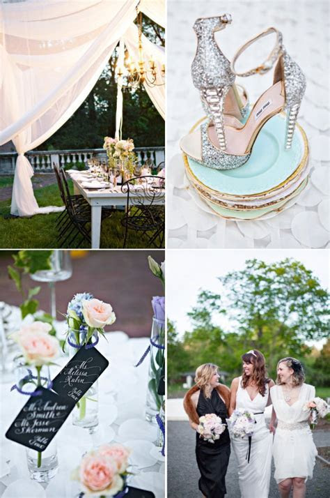 Glamorous Great Gatsby Wedding Inspiration