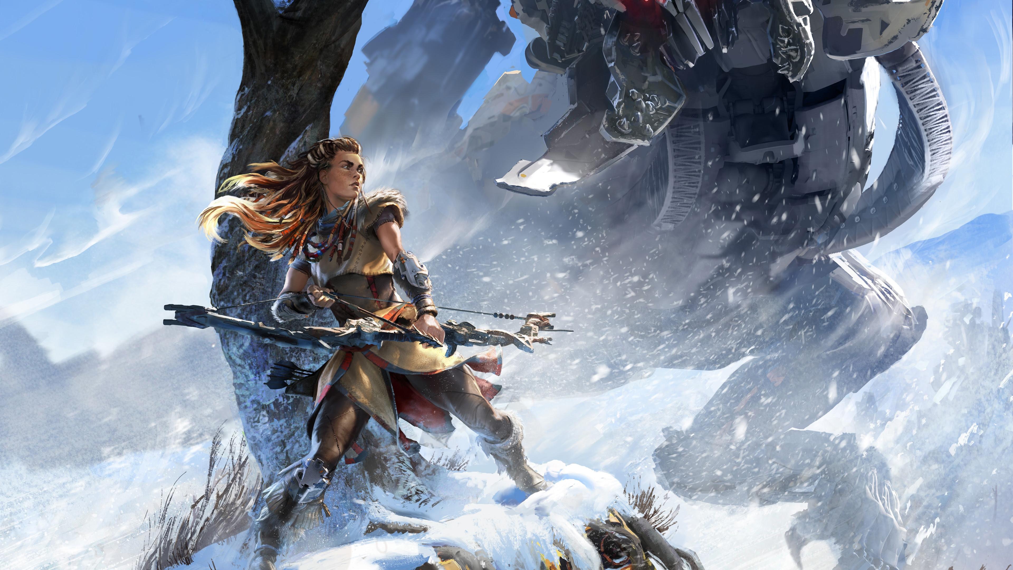 4K Horizon Zero Dawn, HD Games, 4k Wallpapers, Images