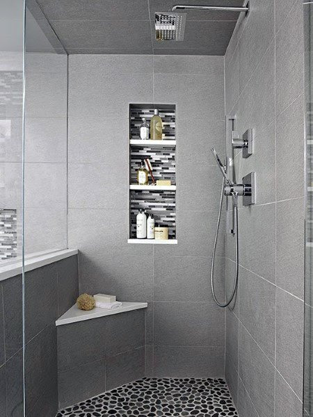 shower bathroom tile design ideas for