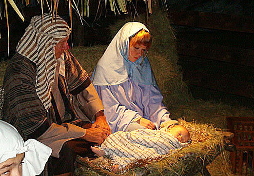 You've never heard THIS about Jesus in the manger - WND - WND