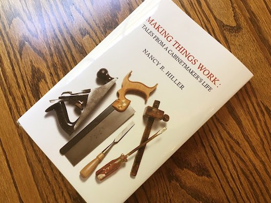 """Making Things Work"" – Woodworking Wisdom From Nancy Hiller"