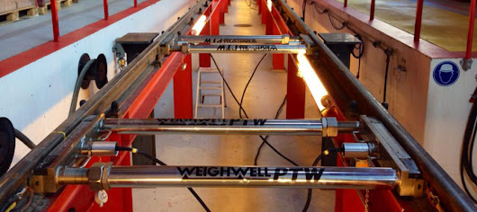 In-motion Rail Scale Technology: How Does it Work?