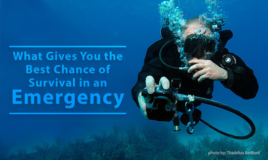 What Gives You the Best Chance of Survival in an Emergency?
