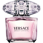 Versace Bright Crystal Eau De Toilette Spray Tester for Women - 3 oz total