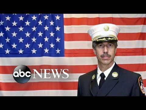 First FDNY battalion chief to enter the north tower on 9/11 set to retire