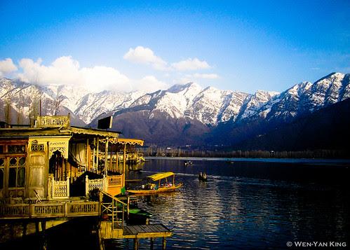 Kashmiri Houseboat