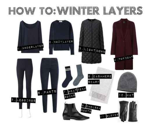 5 Easy Steps to Layer Fashionably this Winter - SINCERELY OPHELIA