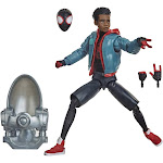 Hasbro Marvel Legends Spider-Man: Into the Spider-Verse 6-Inch Action Figure - Miles Morales