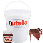 Nutella Hazelnut Spread with Cocoa - 6.6 lbs tub