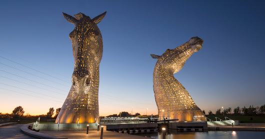 40 must-see structures in Scotland