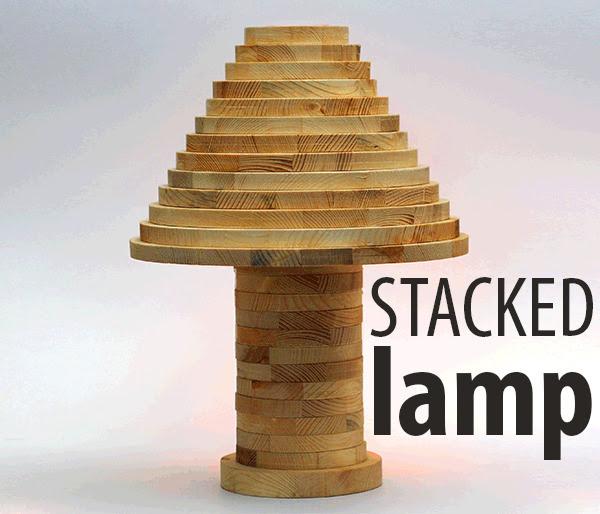 лампа, сборная, своими руками