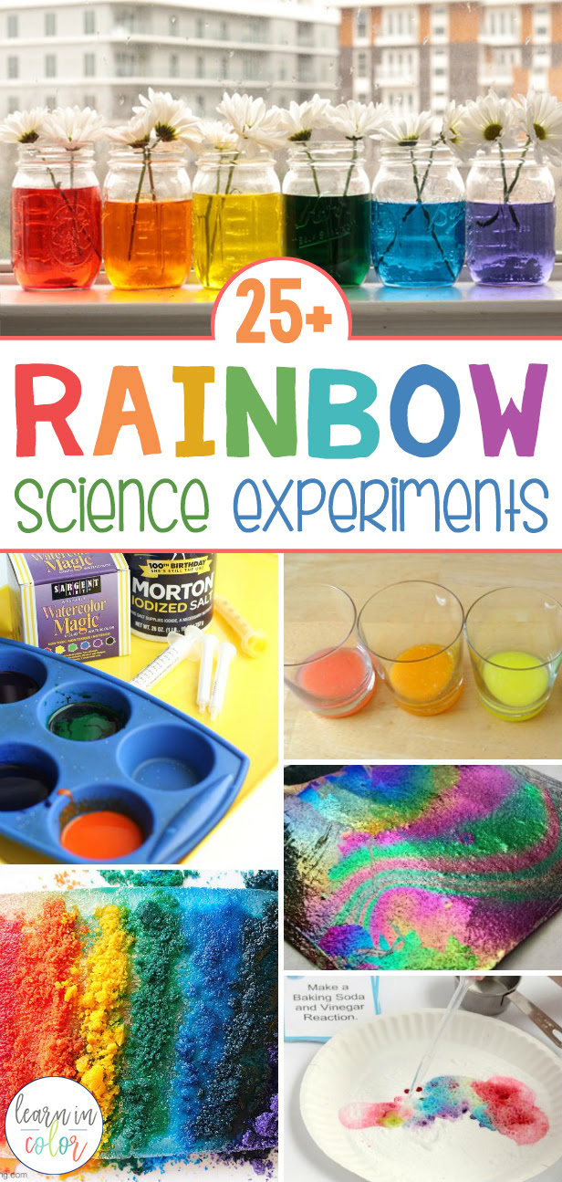 Rainbow Science Hands-on Activities for Elementary