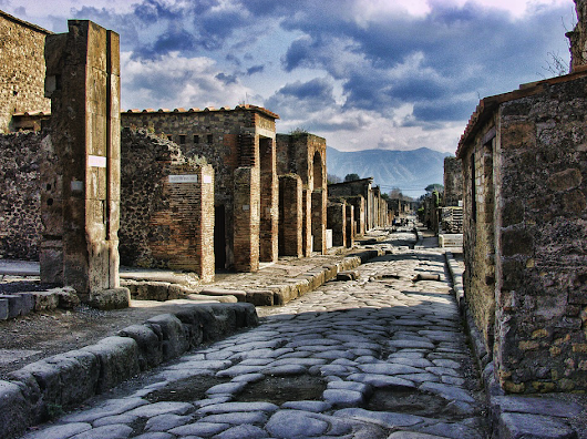 Pompeii – A Brief Introduction with Archaeologist, Raven Todd DaSilva