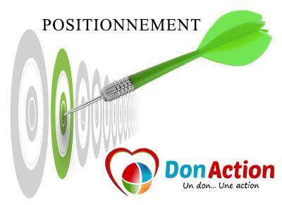DonAction : Positionnez-vous !!