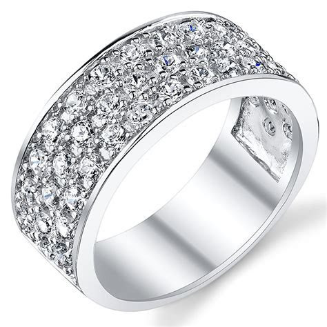 Luxury Silver Wedding Rings Uk   Matvuk.Com