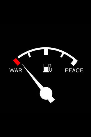 War x Peace iPhone Wallpaper   iDesign iPhone