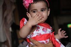 Nerjis Asif Shakir Aspiring Street Photographer 9 Month Old by firoze shakir photographerno1