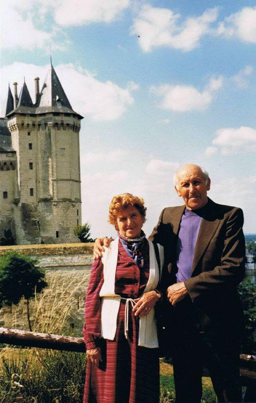 Jeanne (née Bartoli) et François Ianelli