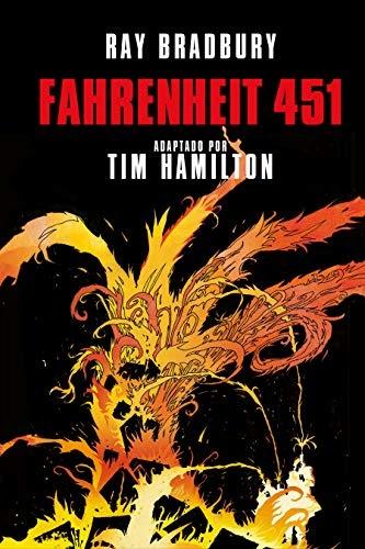 Descargar Gratis Fahrenheit 451 Novela Gráfica Bestseller Comic De Ray Bradbury Pdf Epub Mobi Gratis