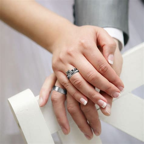Visual Ring Width Guide For Men & Women