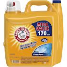 Arm & Hammer Detergent, Clean Burst, Mega Value - 255 fl oz
