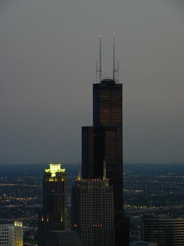 5.17.2009 Chicago Sunset, John Hancock 94th floor Observatory Kodak Z980 test (26)