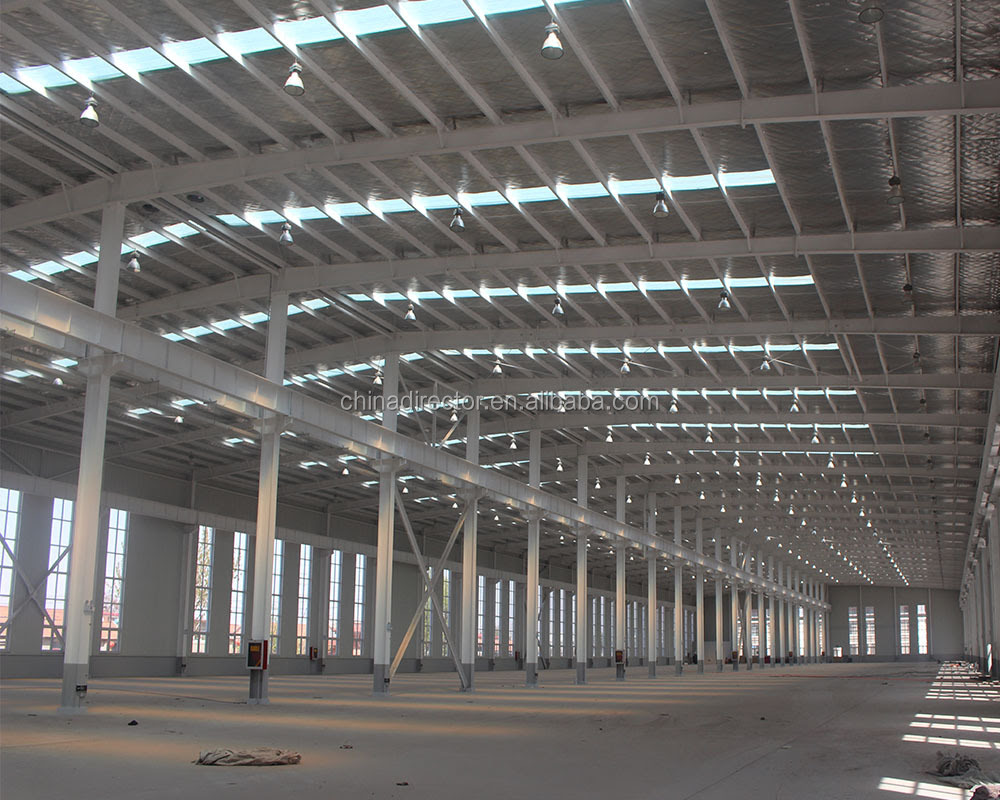 Industrial Shed Design Prefabricated Steel Structure Factory Buy