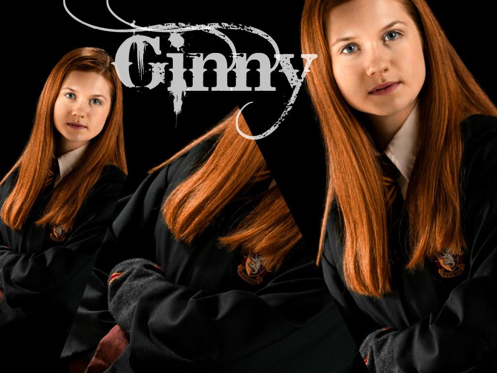 Ginny Ginevra Ginny Weasley Wallpaper 23961146 Fanpop